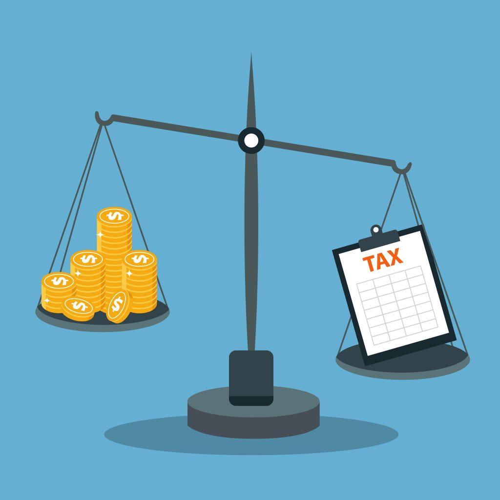 مالیات بر درآمد مشاغل