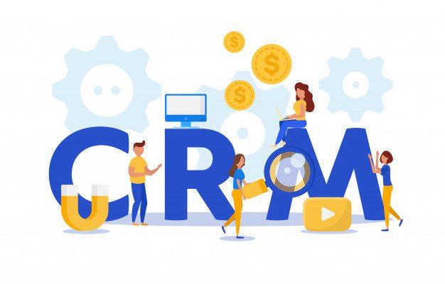 راهنمای جامع و بررسی اجمالی  نرم افزار CRM